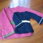 Nameraka Seamless Kimono Jumper