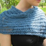 The Sunday Market Shawl