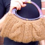 Twin Cable Purse