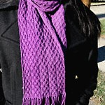 Achernar Cabled Scarf Pattern