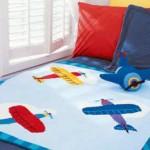 Airplane Blanket Pattern