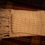 Furry Goodness Alpaca Scarf