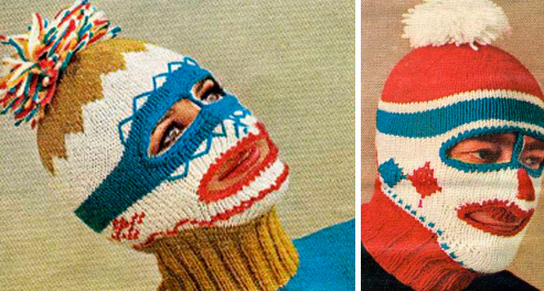 Free Balaclava Patterns Knitting Bee 5 Free Knitting Patterns