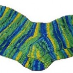 Knit Fish's Best Basic Sock Pattern