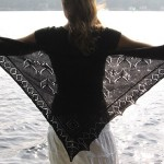 Bat Shawl