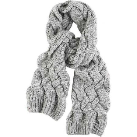 Burberry Like Cabled Scarf