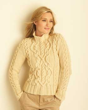 Top-down Crochet Sweater Patterns - Art of Tangle Crochet