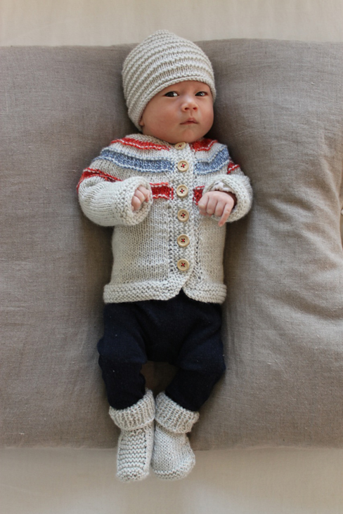 Free Knitting Pattern Baby Jacket Patterns Gallery