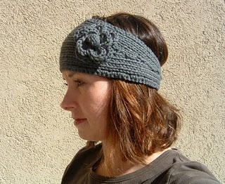 Chunky Headband Earwarmer ⋆ Knitting Bee 926e7c0f073