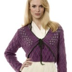 Circle Yoke Sweater
