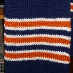 Da Bears Scarf Pattern