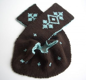 Ravelry: The Dragon Scarf to Knit pattern by Inna Voltchkova
