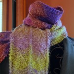 Dragon Skin Scarf