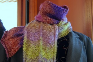 Very Unusual Knitted Scarf Patterns - Listmyfive | Write for Money