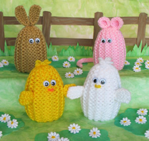 Knitted for Easter