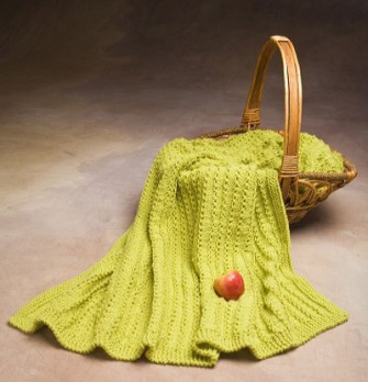 """We've Got You Covered: 25 Crochet and Knit Throws"" free eBook"