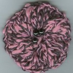 Knitted Flower Pattern 2