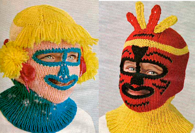 Freaky Child Balaclava