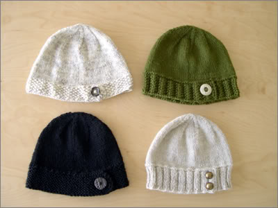 Find the free hat pattern at i like lemons .