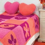 Hearts and Flowers Blanket