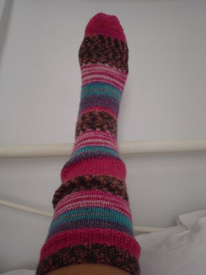 over the knee socks Archives | Knitting is Awesome