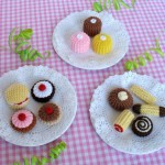 Tea Party Treats - Biscuits & Cakes