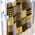 Quilt - Knitted Patchwork