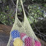 Turkish Stitch String Bag