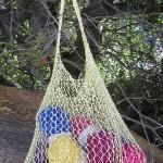 Turkish Stitch String Bag