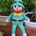 Rufus The Leprechaun Doll