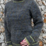 Mohair Tunic Sweater