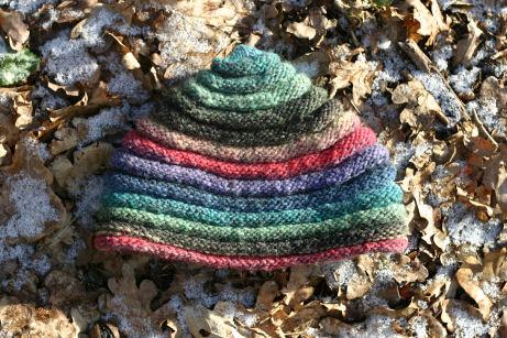 Noro Hat Knitting Bee