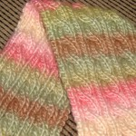 Palindrome Reversible Scarf