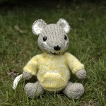 Pocket Mouse Amigurumi