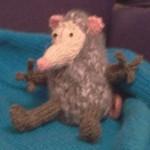 Possum Amigurumi