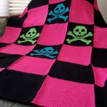 Pretty Punk Blanket