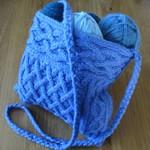 Quinn Cabled Bag