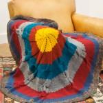 Radiance Knit Throw