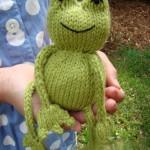 Ribbit Frog