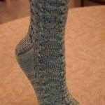 Rivulets Socks