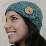 Robin's Egg Blue Hat