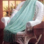 Sage Throw Pattern