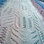 Scarfette Scarf Pattern Bear Claw Lace