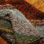 Sediment Scraps Blanket