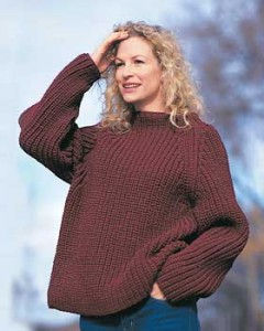Simple Sweater | Hook, Yarn, and Needles the Old Stuff