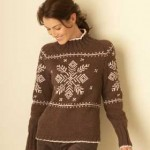 Snowflake Sweater 2