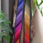 Sophie's Rainbow Scarf