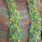 Squiggle Scarf