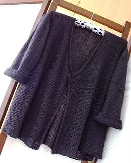 Stella Free Cardigan Knit Pattern