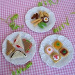 Tea Party Treats - Appetisers